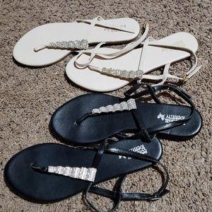 Three Pairs of Sandals Bundle